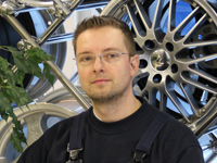 Geschäftsführer Nico Wirth